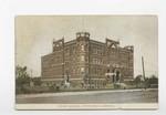 High School, Pittsburg, Kansas by Cash Drug Company