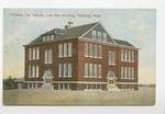 Pittsburg City Schools, Lake Side Building by International Post Card Company