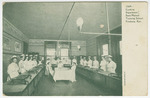 Cooking Department, State Manual Training School, Pittsburg, Kansas by The Souvenir Post Card Company