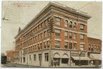 Commerce Building, Pittsburg, Kansas by L. E. Lindsay
