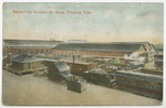 Kansas City Southeren Ry. Shops, Pitsburg, Kansas by International Post Card Company