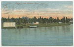 Playter's Lake, Pittsburg, Kansas by The Acmegraph Company