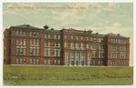 Main Hall, Pittsburg manual Training Normal, pittsburg, Kansas by S. H. Kress & Company