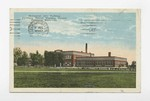 Mechanical Arts Building, Pittsburg Manual Training Normal, Pittsburg, Kansas; by E. C. Kropp Company
