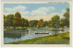 Lakeside Park, Pittsburg, Kansas by S. H. Kress & Company
