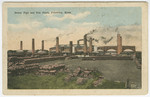 Sewer Pipe and Tile Plant, Pittsburg, Kansas by E. C. Kropp Company