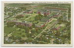 Air View, Kansas State Teachers College, Pittsburg, Kansas by C. T. American Art