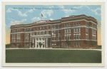 Russ Hall, Pittsburg Manual Training Normal, Pittsburg, Kansas by E. C. Kropp Company