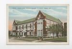 Library, Kansas State Teachers College, Pittsburg, Kansas by E. C. Kropp Company