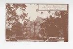 Women's Dormitory, Kansas State Teachers College, Pittsuburg, Kansas.