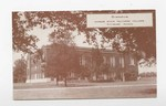 Gymnasium, Kansas State Teachers College, Pittsburg, Kansas