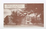 Science Hall and Auditorium, Kansas State Teachers College, Pittsburg, Kansas