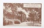 Industrial Arts Building, Kansas State Teachers College, Pittsburg, Kansas