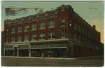 Kirkwood Block, Pittsburg, Kansas