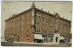 Hotel Stilwell, Pittsburg, Kansas by C. E. Lindsay