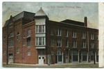 LaBelle Theatre, Pittsburg, Kansas by International Post Card Company