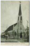 Catholic Church, Pittsburg, Kansas by L. E. Lindsay