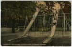 Shooting the Chutes, Lincoln Park, Pittsburg, Kansas by S. H. Kress & Company