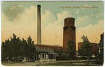 City Water Works, Pittsburg, Kansas