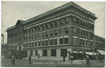 Commerce Building, Pittsburg, Kansas. by Commercial Colortype Company