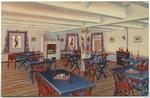 Svenska, Rummet (Swedish Room), Hotel Besse, Pittsburg, Kansas by Curt Teich & Company