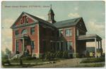 Mount Carmel Hospital, Pittsburg, Kansas by The Souvenir Post Card Company