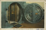 Vault, First State Bank of Pittsburg, Kansas by E. C. Kropp Company