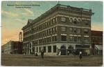 National Bank of Commerce Building, Pittsburg, Kansas by S. H. Kress & Company