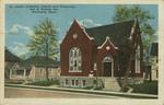 St. John's Lutheran Church and Parsonage, 3rd & Walnut Sts., Pittsburg, Kansas by E. C. Kropp Company