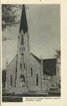 Our Lady of Lourdes Catholic, Pittsburg, Kansas. by W. C. Pine Company