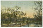 Lincoln Park, Pittsburg, Kansas by Central Post Card Company