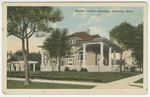 Senator Porter's Residence, Pittsburg, Kansas by S. H. Kress & Company