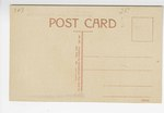 Pittsburg City Schools, Washington Building, Pittsburg, Kansas - Back by International Post Card Company