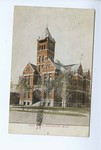 1909, City Hall, Pittsburg, Kansas - Front by Unknown