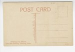 Pittsburg City Schools, Lake Side Building - Back by International Post Card Company