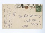 1912, Pittsburg, Kansas - Back by Central Post Card Co.,