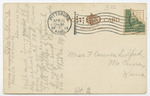 State Manual Training Normal, Pittsburg, Kansas - Back by Central Post Card Company