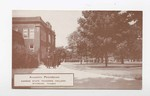 Academic Procession, Kansas State Teachers College, Pittsburg, Kansas - Front by Unknown