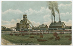 Coal Mining Shaft, Pittsburg, Kansas - Front by The Souvenir Post Card Company