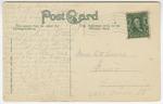 Coal Mining Shaft, Pittsburg, Kansas - Back by The Souvenir Post Card Company