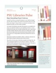 PSU Libraries Pulse by Leonard H. Axe Library
