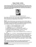 Emmy Noether and Modular Arithmetic Activity by Cynthia J. Huffman Ph.D.