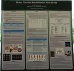 Motor Function Rehabilitation Post-Stroke