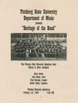 The Pittsburg State University Symphonic Band