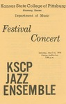 KSCP Jazz Ensemble