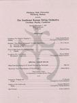 The Southeast Kansas String Orchestra