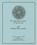 The Early Music Consort of Kansas City