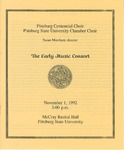 The Early Music Consort