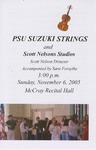 Suzuki Strings and Scott Nelson Studios