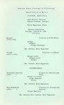Jack Gillette, Bassoon and Edward Lindsay, Trumpet